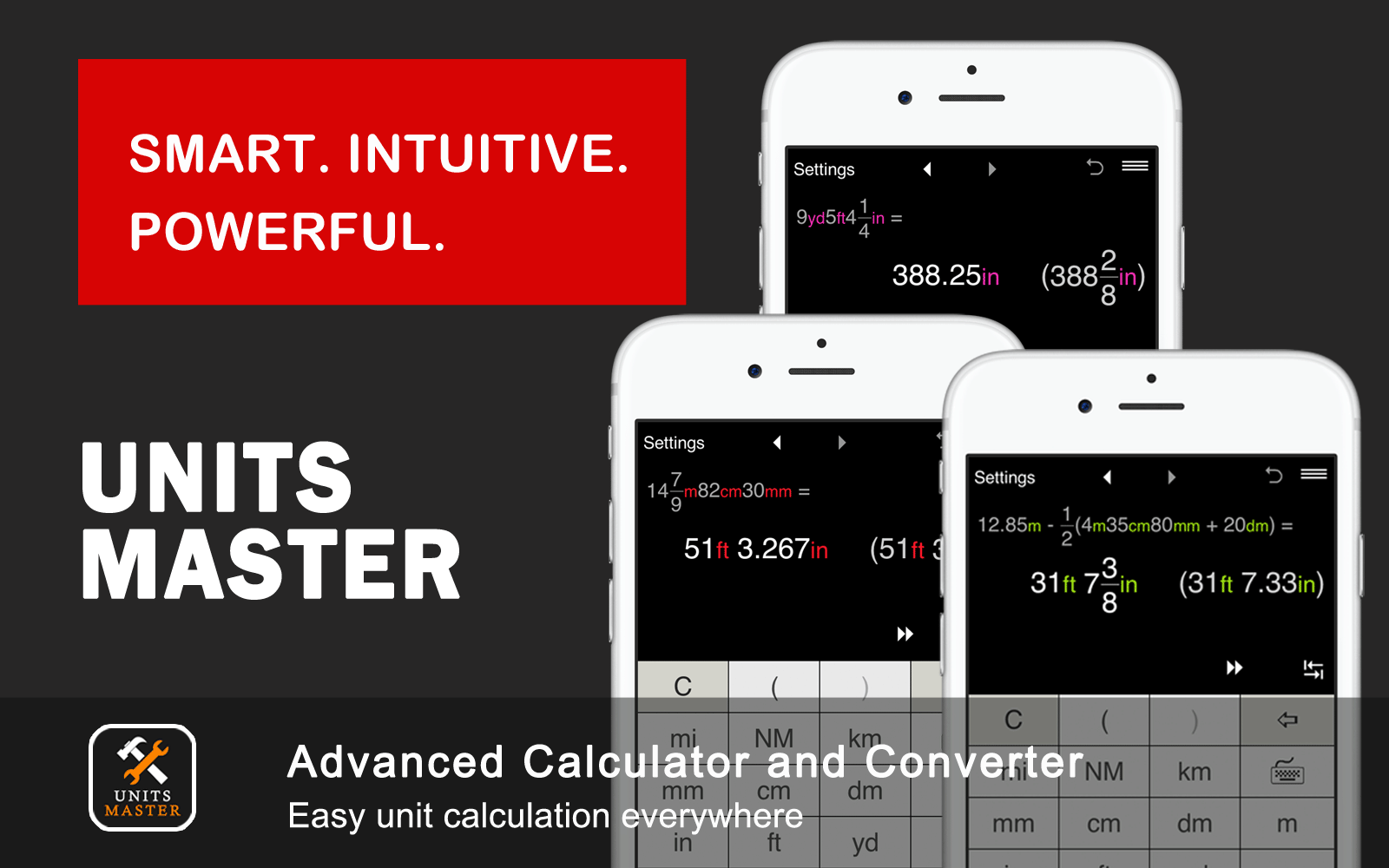 Unit Converter and Calculator
